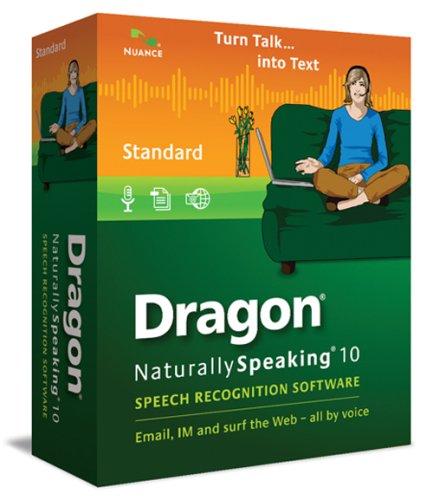 dragon naturally speaking standard 10 download