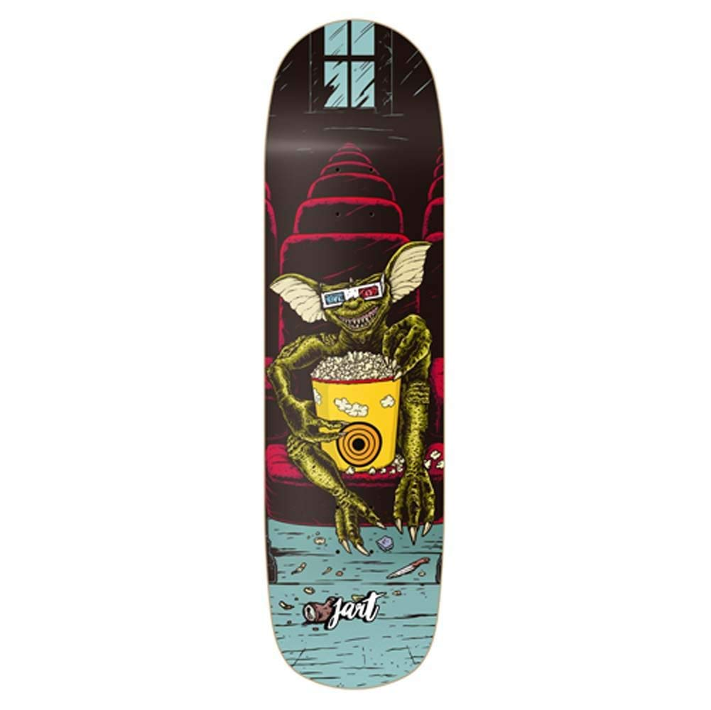 Jart Mogwai 8.375 Pool Before Death Skateboard Deck