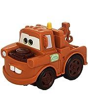 Fisher-Price - Coche Shake & Go, diseño Cars 2 Mate (Mattel BLM71)