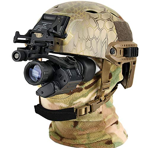 SONADY Hunting Night Vision - Riflescope Monocular Device Waterproof Night Vision Goggles Digital IR Illumination for Helmet Hunting&Scouting Game