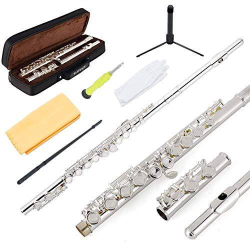 EastRock Closed Hole Flutes