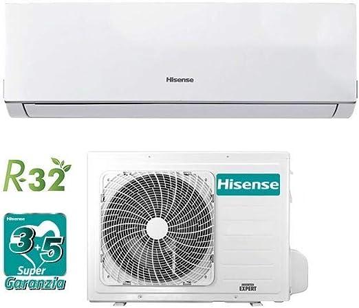 Climatizador Aire Acondicionado Monosplit Hisense 9000 BTU New ...