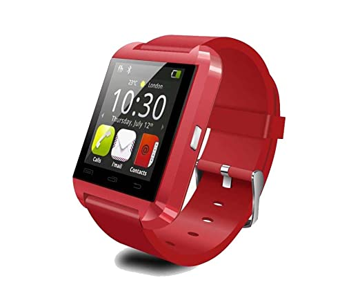 Amazon.com: HWT Bluetooth reloj inteligente con cámara ...