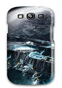 Galaxy Case Cover Protector For Galaxy S3 Space Art Case