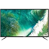 CTRONIQ 65 inch 4K UHD Smart LED TV, DVB-T2, 1.5GB, Android 6.0, 8GB, Black – 65CT8200