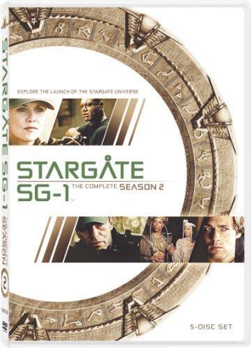 Stargate SG-1: Season 2 by MGM Domestic Television Distribution