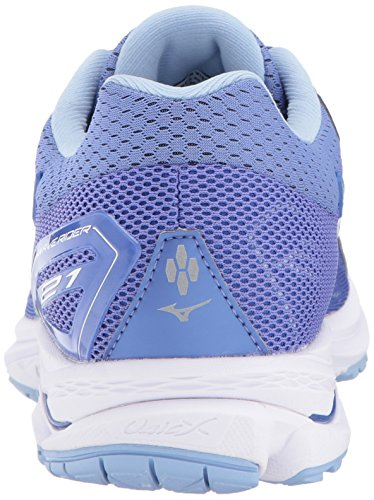 Blue Rider Mizuno Blue Dazzling Baja Wave Women's Shoe Running 21 qq10wHE