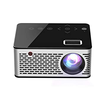 Docooler T200 Mini Micro LED Cine Proyector portátil de Video HD ...