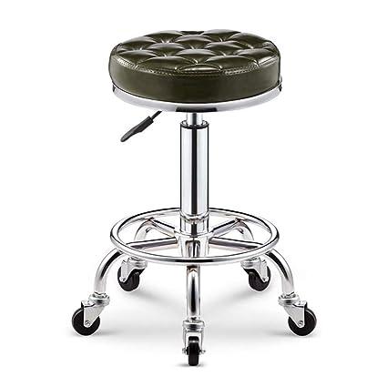 dall bar stool round salon massage chair adjustable swivel hydraulic rh amazon co uk salon massage basin chairs salon massage basin chairs