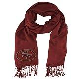 NFL San Francisco 49ers Pashi Fan Scarf