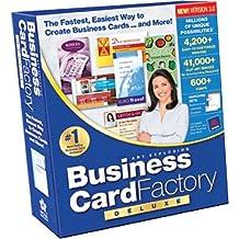 Nova Development Us Business Card Factory Deluxe 3.0