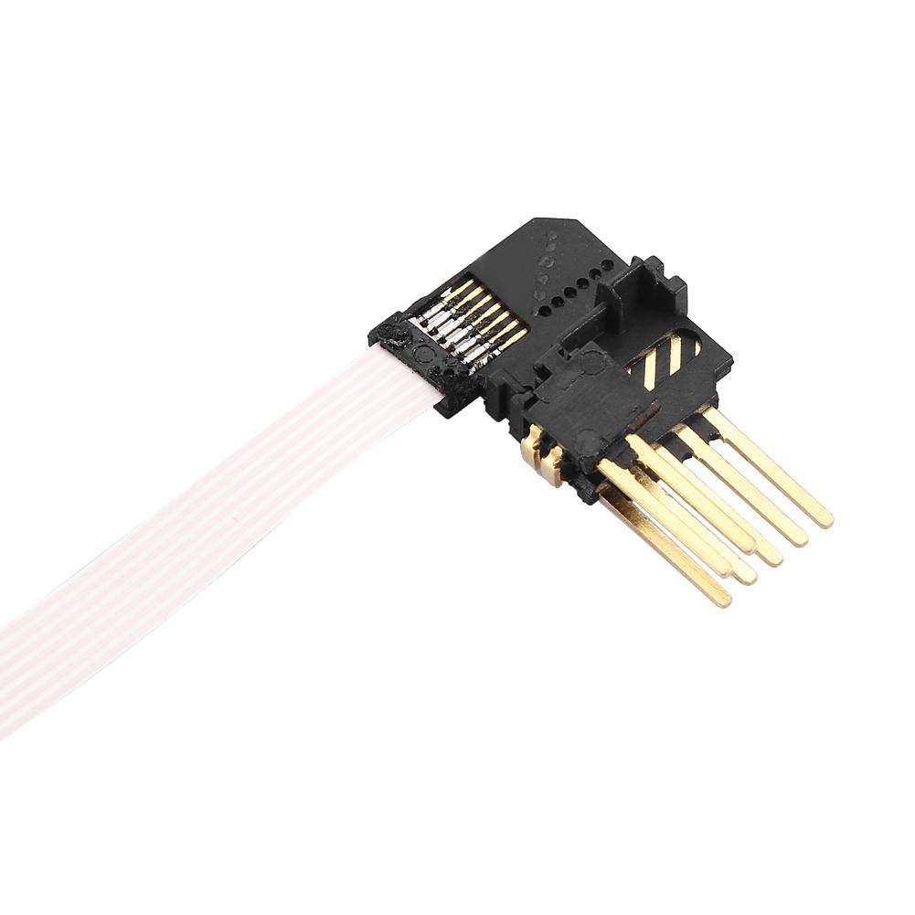 Delaman Wire Clock Spring Juego de reparaci/ón de cables en espiral Compatible con R-enault M-EGANE MK ll 2002-2016 Clock Spring Cable