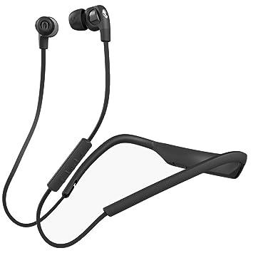 7151d3cbf7a Skullcandy Smokin Buds 2 Bluetooth Wireless In-Ear Earbuds - Black:  Amazon.co.uk: Hi-Fi & Speakers