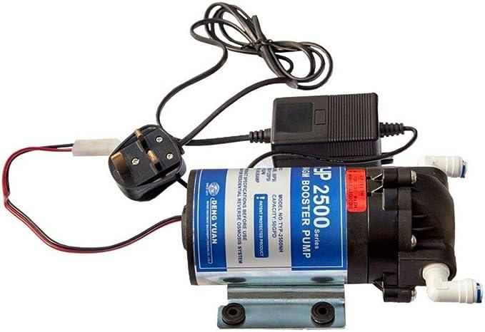 avec phase de d/éionisation VYAIR Ro de 100mp Filtre dosmose inverse avec pompe
