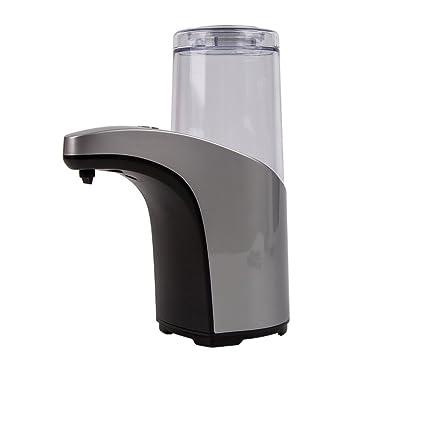 ZY Dispensador de jabón automático, espuma inteligente Lavadora de manos Dispensador de jabón automático Inducción
