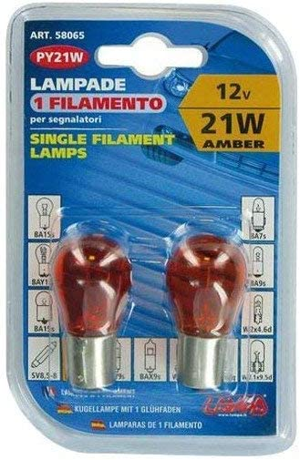 Lampa 58065 Light Orange 12 V//21W