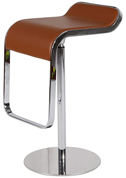 Astonishing Emorden Furniture Lem Style Piston Bar Stool In Top Italian Leather Adjustable 27 2 33 1 Smooth Hydraulic Piston Swivel Smooth Sturdy And Camellatalisay Diy Chair Ideas Camellatalisaycom