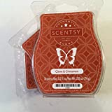 Scentsy, Clove and Cinnamon, Wickless Candle Tart