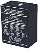 Lithonia Lighting ELB 0612A 6 Volt Emergency Replacement Battery