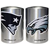 808 Pop Automatic Push Down Bottle Opener with NFL Logo Stickers, Set of 2