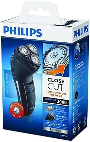 Philips HQ6926/16 - Afeitadora eléctrica recargable y a la red ...