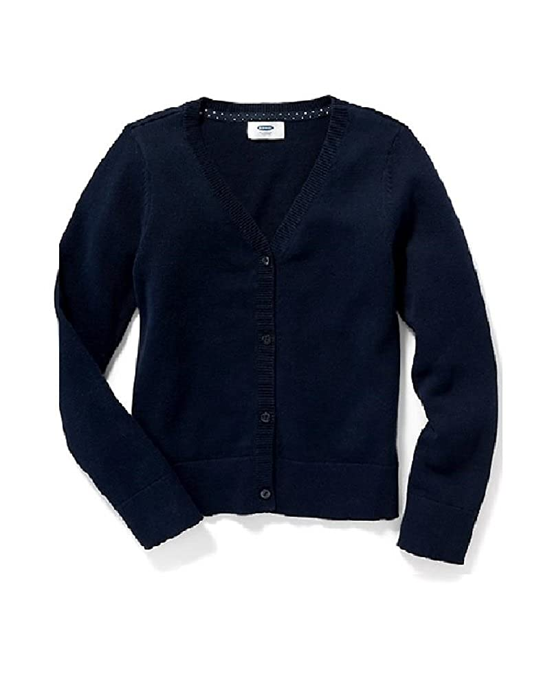 Amazon.com: Old Navy Venta Escolar Uniforme V-Cuello Cardi ...