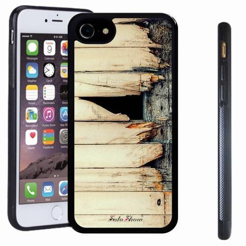 iphone 7 case, SoloShow(R) Slim Shockproof TPU Soft Case Rubber Silicone for Apple iphone 7 [b]