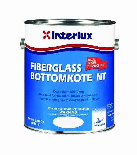 berglass Bottomkote NT Antifouling Paint (Black), 128. Fluid_Ounces ()
