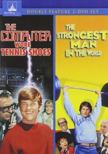 Computer Wore Tennis Shoes & Strongest Man World [DVD] [Region 1] [US Import] [NTSC]