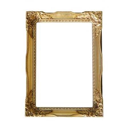 Large Gold Gilt Tuscany Ornate Frame (3ft x 2ft 2\