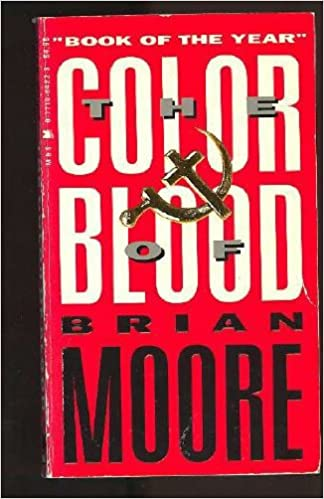 Amazon The Color Of Blood 9780525484226 Brian Moore Books