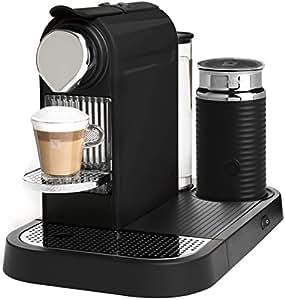 Amazon Com Nespresso D120 Us Bk Ne Citiz Automatic Single