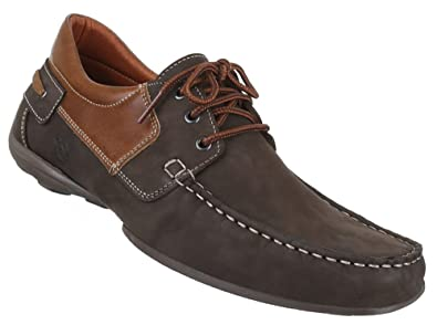 Schuhe leder innen