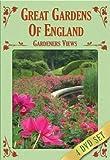Great Gardens of England (4 DVD Set)
