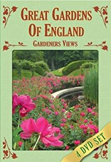 Great Gardens Of England An Intimate Portrait Britains Most Beautiful From The