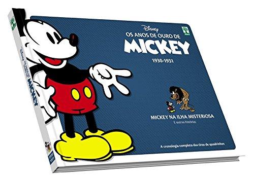 Os Anos de Ouro de Mickey. Mickey na Ilha Misteriosa