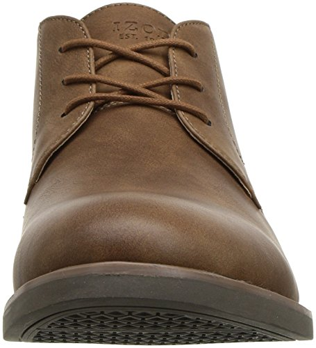 Izod Mens Inwood Oxford Tan