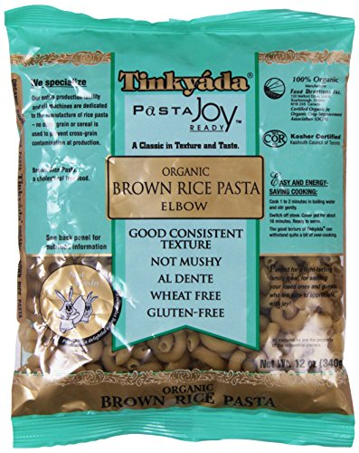 Brown Rice Pasta Elbow (Tinkyada, Brown Rice Pasta Elbows, 12 oz)