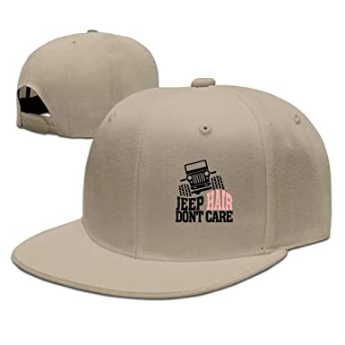 Gorra de Camionero, Jeep Hair Dont Care Unisex Snapback Regolabile ...