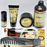 WEN BY CHAZ DEAN SWEET ALMOND CONDITONER, STYLING CREME, RE MOIST MASK INTENSIVE HAIR TREATMENT, TEXTURE BALM, WIDE TOOTH SHOWER COMB, 5 PIECE SET, 1 TIME SHIPMENT, Health Care Stuffs
