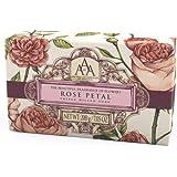Aromas Artesanales De Antigua Floral Rose Petal Triple Milled Soap 200g