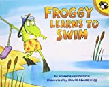 img - for Froggy Learns to Swim book / textbook / text book