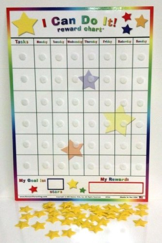 Replacement Board and Stars for Kenson Kids