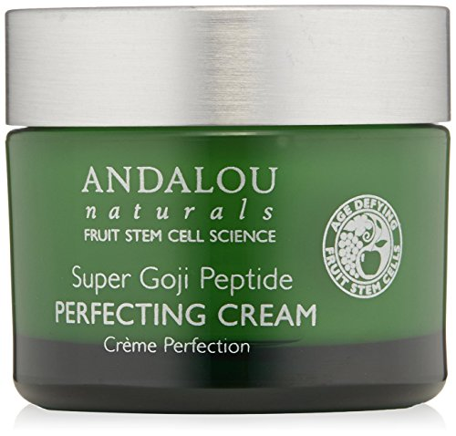 Andalou Naturals Super Goji Peptide Perfecting Cream, 1.7 Ounce (Peptide Cream compare prices)