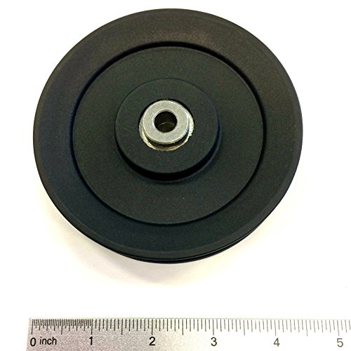 Treadlife Fitness Replacement Gym Pulley (Choose Your Size) (4.5