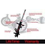 nismo nissan frontier - Alxiang 2pcs Front Right+Left Side Gas Strut Shock For 05-08 Nissan Frontier Excludes Nismo & 09-14 Nissan Frontier Excludes Pro-4x/Desert Runner & 09-12 Suzuki Equator Excludes RMZ-4 Truck