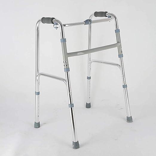 ZWQ Andador Ligero para discapacitados con Andador de ...