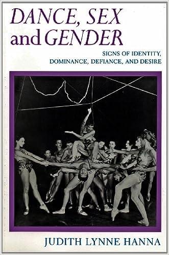 Dance defiance desire dominance gender identity sex sign
