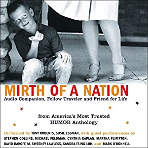Mirth of a Nation Audiobook