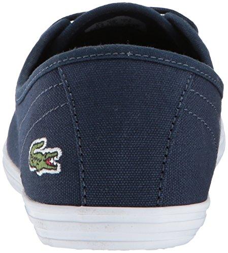 Lacoste Womens Ziane Sneaker Navy